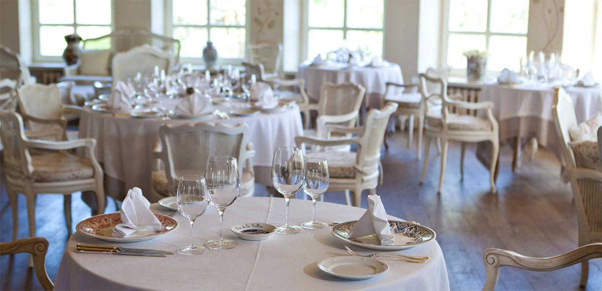Ресторан La Colline, 5 минут от КП Малое Сареево